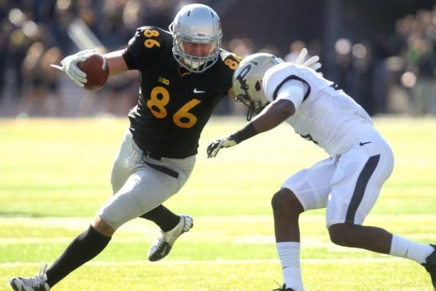 Iowa Football: The Blame for the Hawks' Woes Can Only Go in One Direction