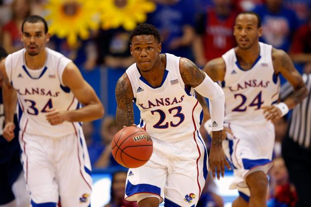 No. 7 Kansas 69, Chattanooga 55