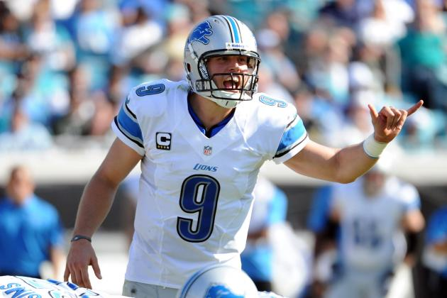 Why Matthew Stafford Deserves Patience and a Legitimate RB