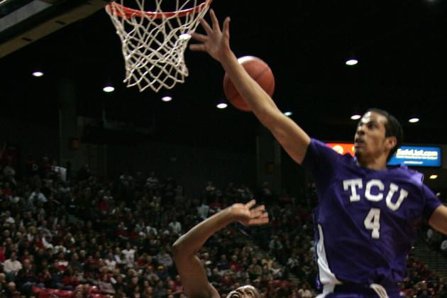 TCU Basketball Likely Without Amric Fields the Rest of the Season