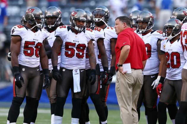 How Greg Schiano Has Completely Transformed the Tampa Bay Buccaneers