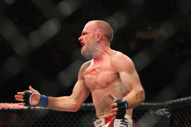 UFC 154: Martin Kampmann: 'In My Mind, I'm Always the Favorite'