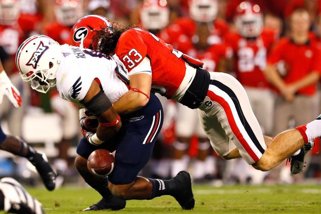 Season-Ending Surgery for UGA's Vasser