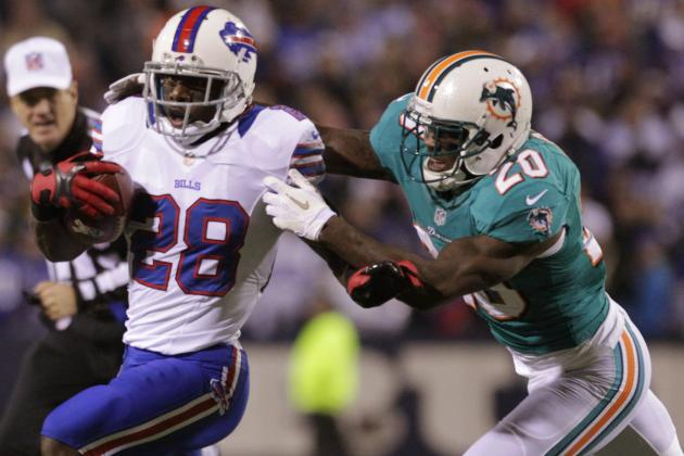 Miami Dolphins vs. Buffalo Bills: Live Score, Highlights and Analysis