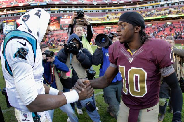 Comparing Robert Griffin and Cam Newton's Rookie Seasons