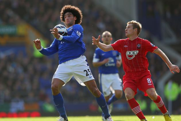Chelsea Transfer News: Are Chelsea Interested in Marouane Fellaini?