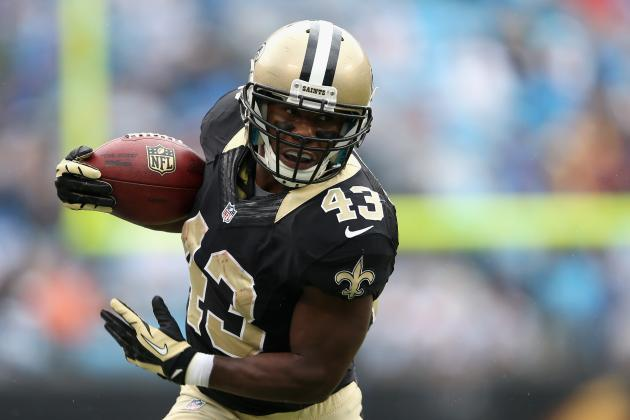 Darren Sproles: Latest Update on Injured Saints Running Back