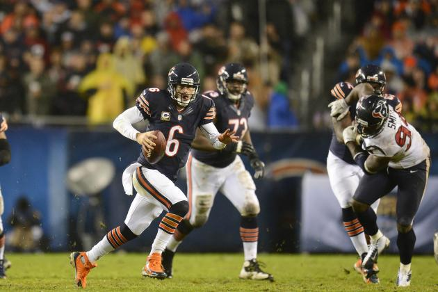 Are Chicago Bears' Playoff Hopes Doomed Without Jay Cutler?