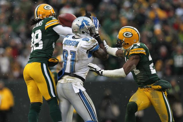 Tramon Williams & Secondary vs. Calvin Johnson—Packers vs. Lions Big Battle