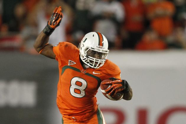 Trick Plays Becoming a Bigger Part of Miami Hurricanes Offense