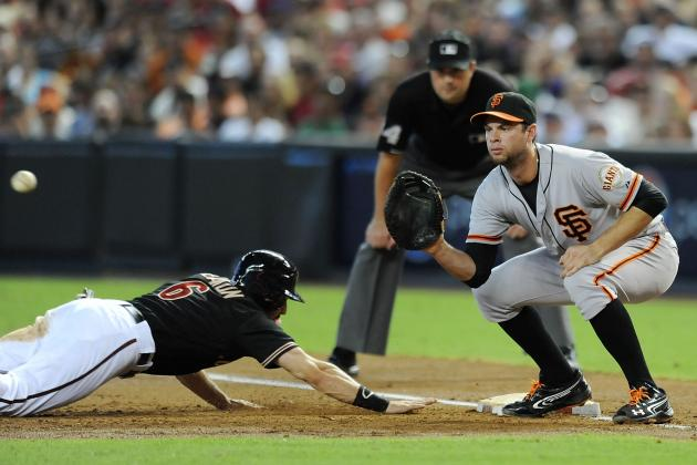 San Francisco Giants: Brandon Belt Poised for a Breakout 2013 Season