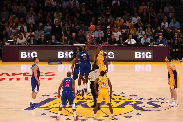 L.A. Clippers Will Own Los Angeles Until Lakers Figure out a System