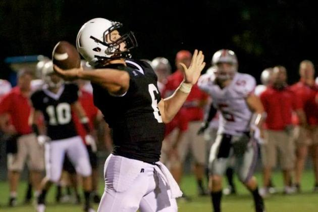 Miami Ohio Football: QB Commit Bryan Schor Leads His Team Through State Playoffs