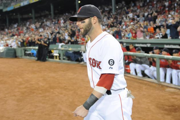 Boston Red Sox Need to Put Dustin Pedroia Extension Talks on Hold