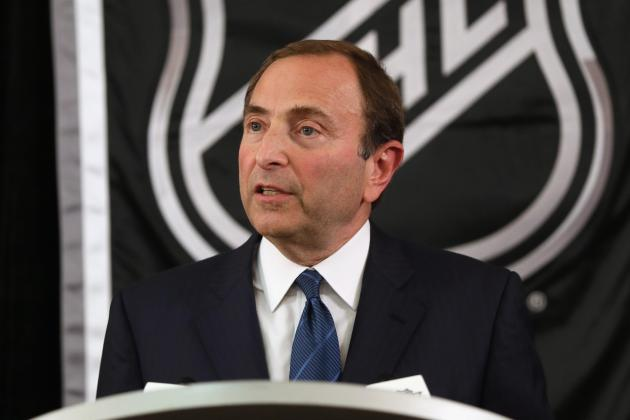 Gary Bettman Suggests a Break in NHL Negotiations, Destroying Hope for 2012
