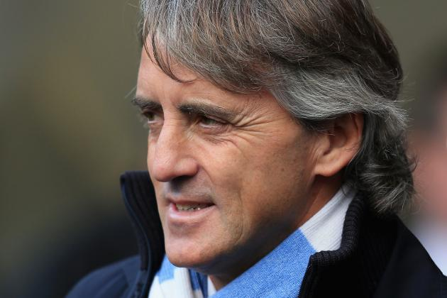 Mancini Dismisses Suarez Rumours