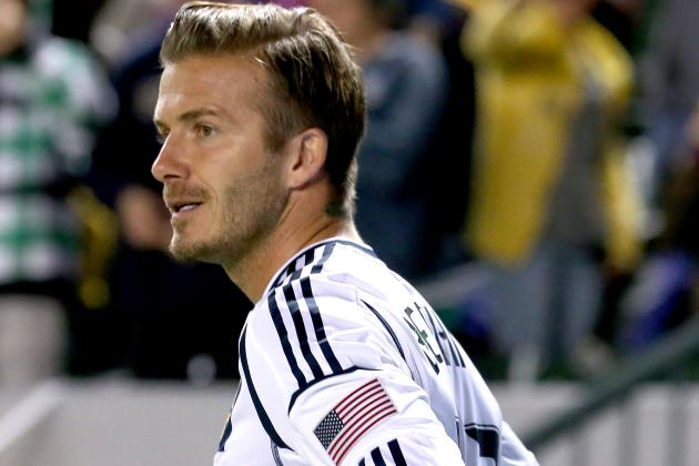 David Beckham's Camp Deny Claims of an off-Season Loan in Australia