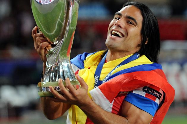 Chelsea: Falcao Appears to Open Chelsea Door