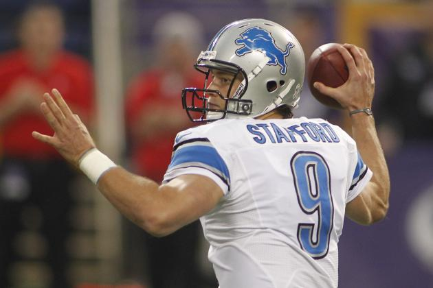 Fantasy Football Start 'Em or Sit 'Em Week 11: Stafford, Charles & More