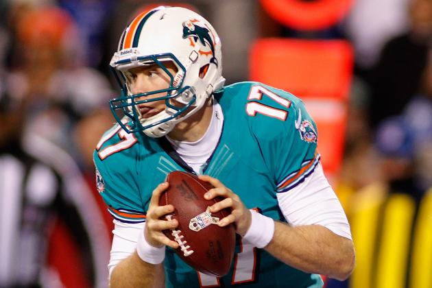 Bills Beat Up the Dolphins Up Front