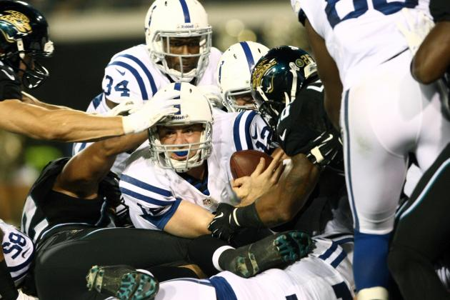 Andrew Luck Is the Best Rookie Quarterback and Other AFC South Must-Reads