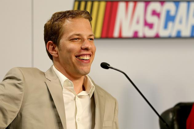 ESPN's  Bestwick: The Pressure Is on  Keselowski Sunday in South Florida