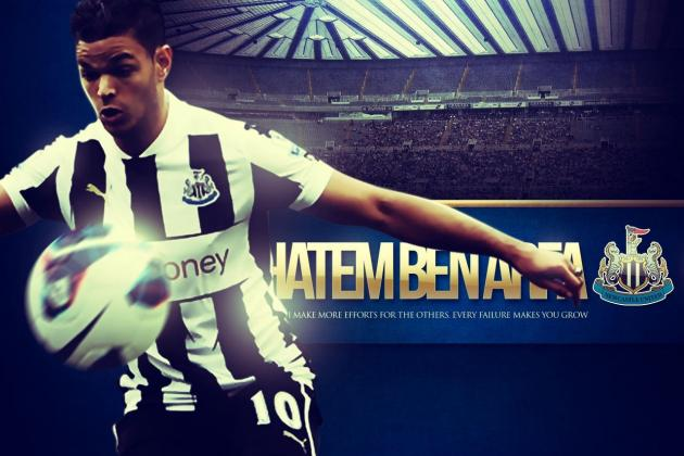 Play Hatem Ben Arfa Like Messi and Beardsley, and Watch Newcastle Fly