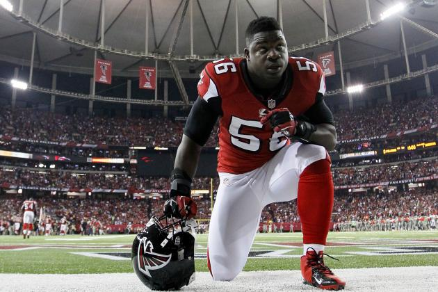 Atlanta Falcons: Sean Weatherspoon Should Sit Week 11