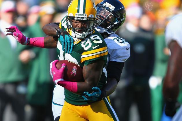 James Jones: Packers Are No Finesse Team