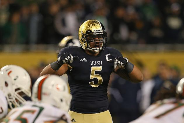 Who Should the Jacksonville Jaguars Select First Overall in 2013?