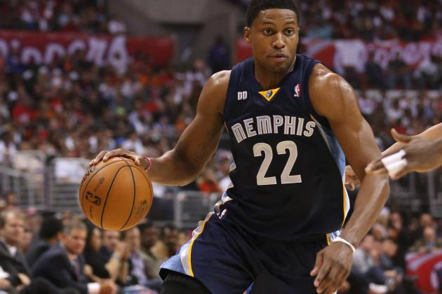 Grizzlies' Rudy Gay Finds Love and Basketball