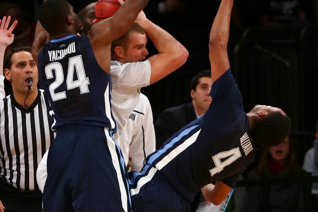 Controversial Flagrant Foul Helps Villanova Force Overtime, Defeat Purdue