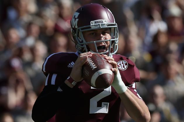 Heisman Race 2012: Breaking Down Latest Odds for Favorites to Win Award