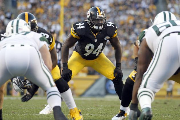 Timmons Breaks Mold of Pittsburgh's Linebackers