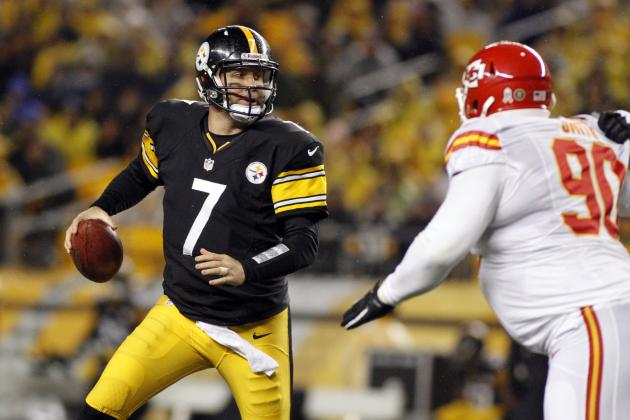 Big Ben Doesn't Feel Injury Will End Season