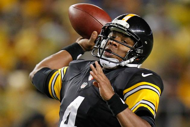 Steelers Veteran Quarterback Leftwich Unfazed by Naysayers