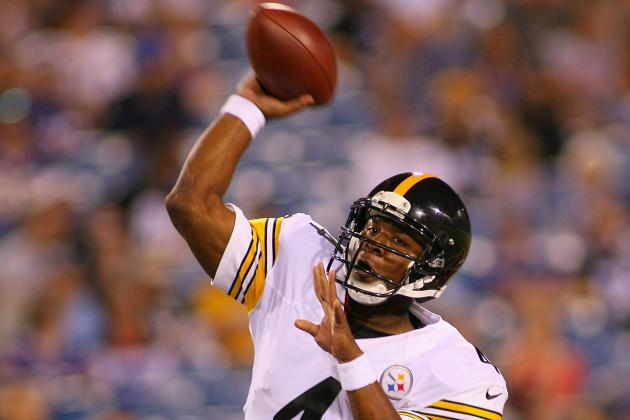 On the Steelers: Haley Will Adjust Offense to Leftwich