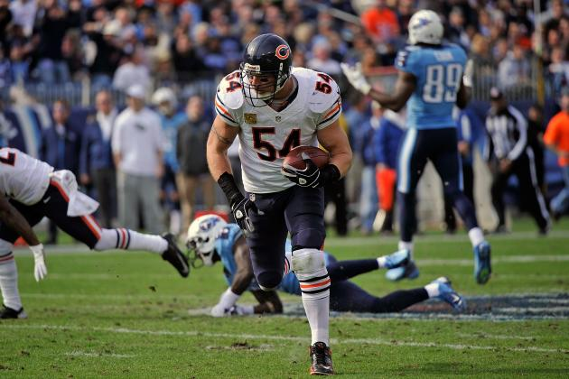 Urlacher Dishes on Concussions