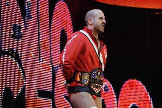 WWE Survivor Series 2012 Results: Antonio Cesaro Retains US Title