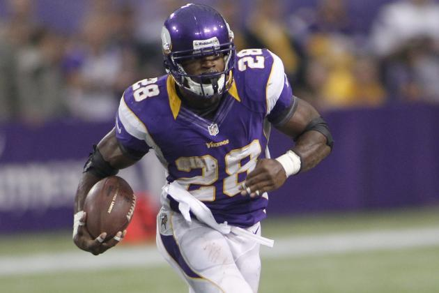 Peterson's Recovery Giving Vikings Hope