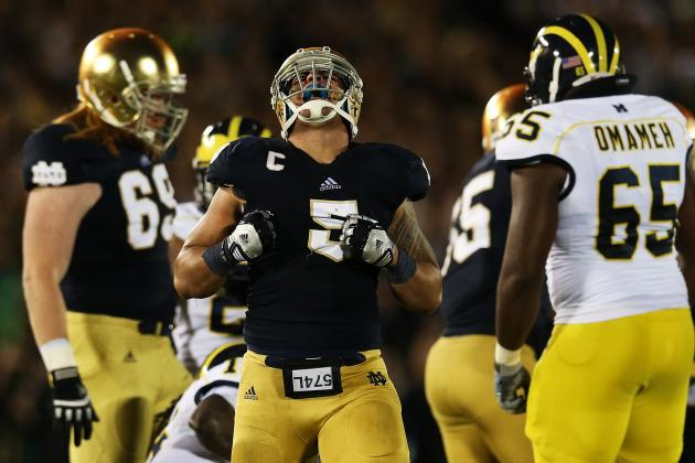 Notre Dame Football: Why Fighting Irish Are a Lock for BCS Title Game