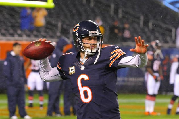 Cutler Doesn't Practice, but Isn't Ruled Out vs. 49ers