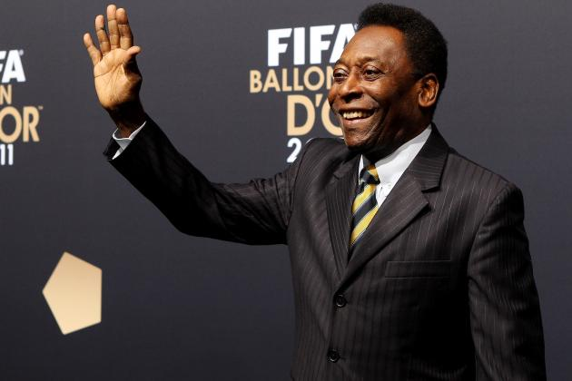 Pele Released from Hospital After Hip Surgery