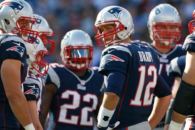 Can the Patriots Make the Super Bowl?