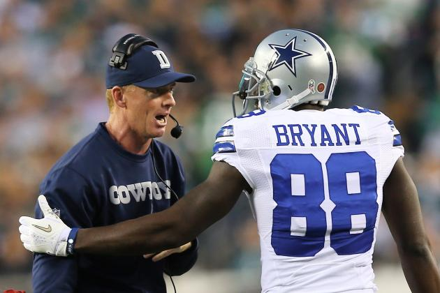 Jason Garrett on Dez Bryant's Case: Cowboys Want 'The Right Kind of Guy'