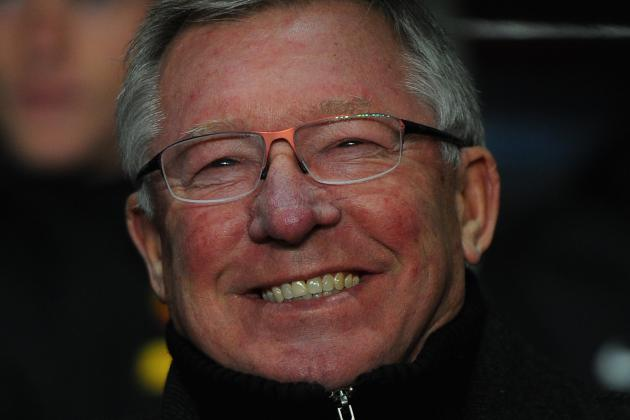 Sir Alex Ferguson Praises Manchester United's Belief