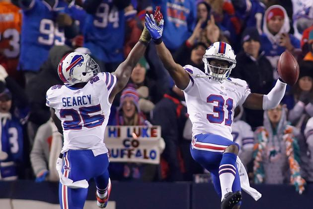 Buffalo Bills Defense Finally Shows Up, and More AFC East News