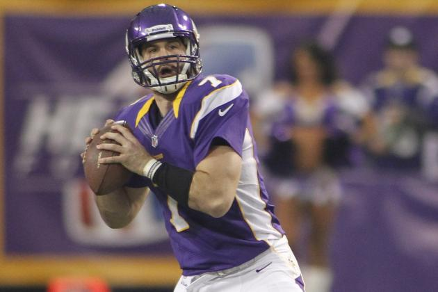 Minnesota Vikings' Christian Ponder Says Adrian Peterson Is MVP