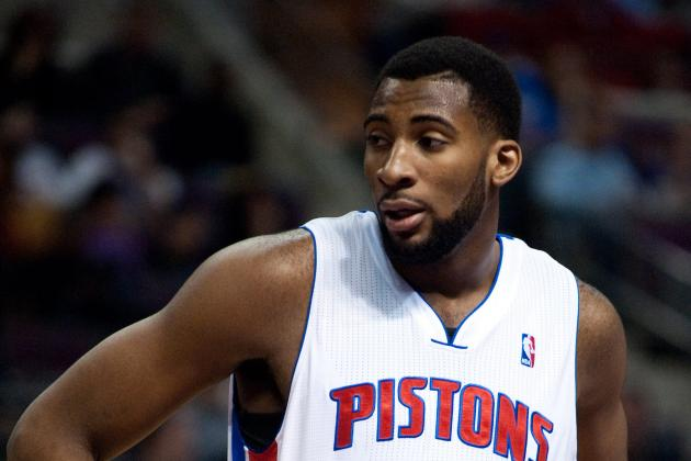 Andre Drummond Thriving Because of NBAs Tight Officiating