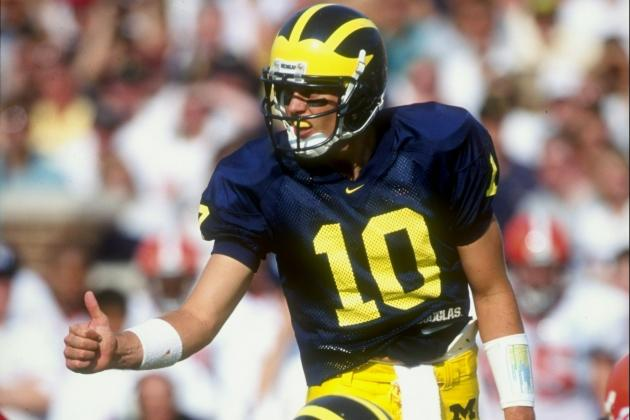 Here's How 6 Previous Michigan Senior QBs Fared on Senior Day